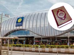 Koran-Verteiler