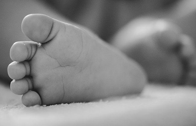 Totes Baby in Wien gefunden