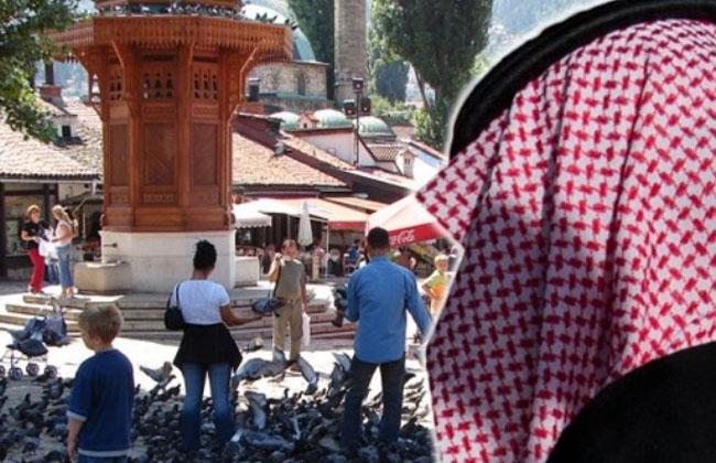 Araber-in-Bosnien