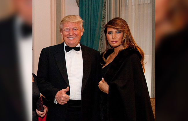 Alter Melania Trump