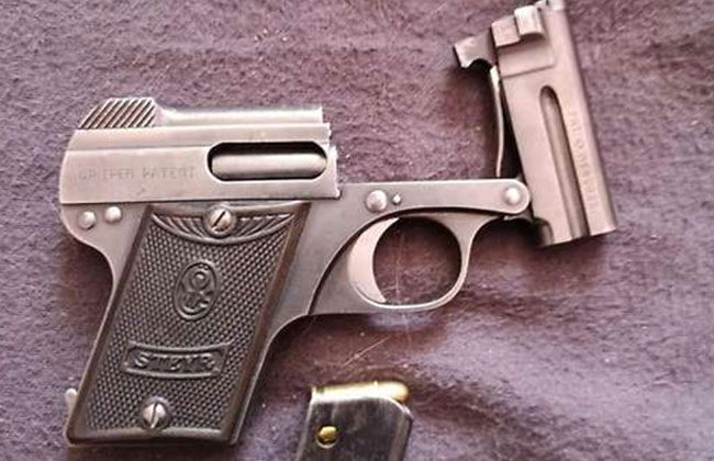 Täterwaffe