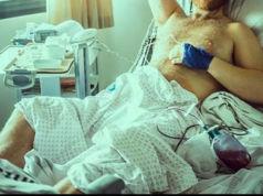 Wegen Dauerständer im Krankenhaus
