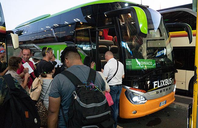 Flixbus-Fauxpas