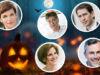 Polit-Halloween-Feier