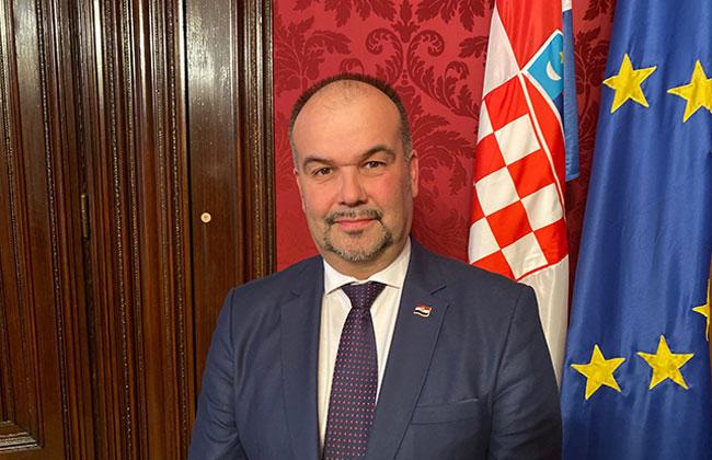 Croatian Embassy in Vienna