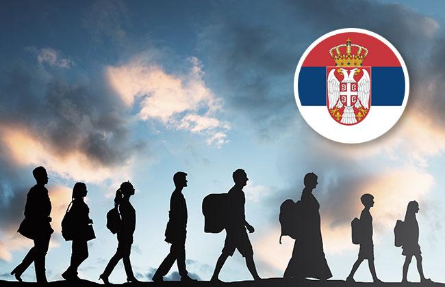 Serbien-Auswandern