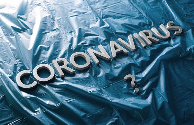 Coronavirus-Fragezeichen
