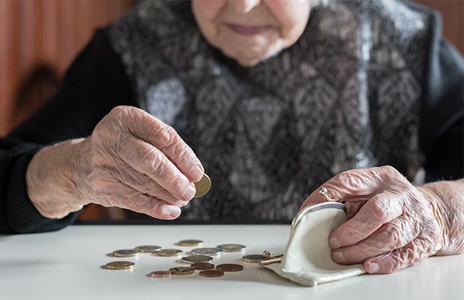 Frau-Geld