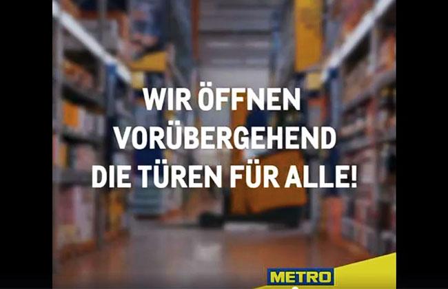 Metro Macht Einkauf Ohne Kundenkarte Moglich Kosmo