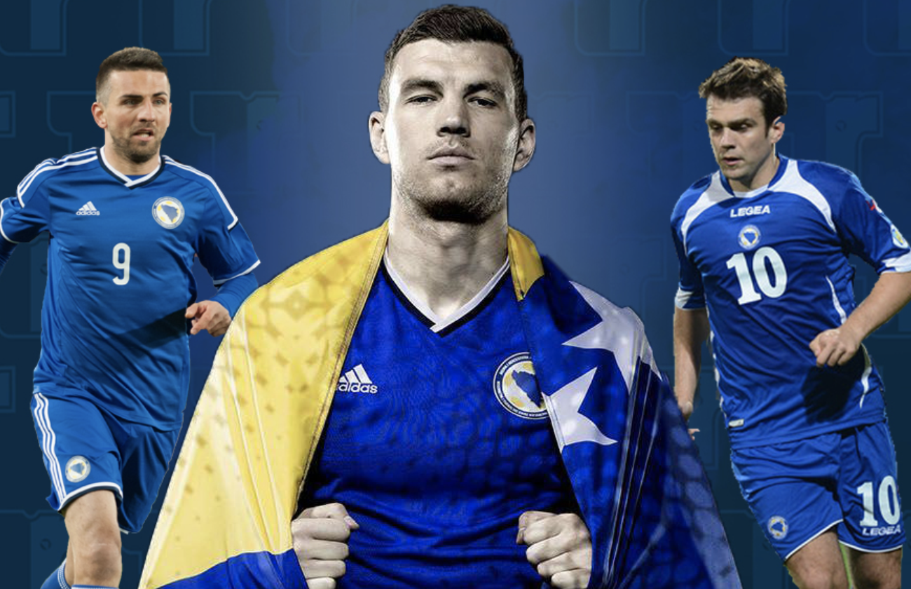 Bosnien_Nationalteam
