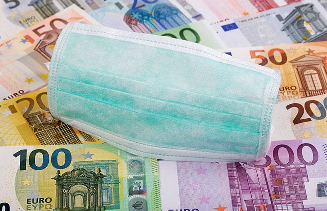 MASKE_GELD_PROFIL_WIEN_COVID_CORONAVIRUS_EURO_MNS