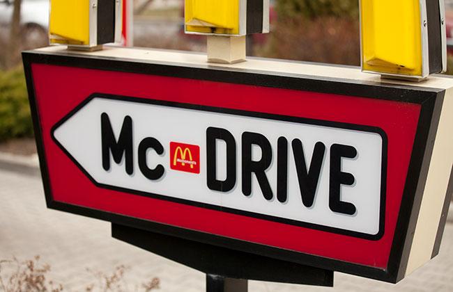 Mc Drive Corona
