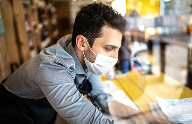Maskenpflicht Restaurant