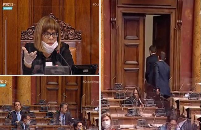 Serbisches_Parlament