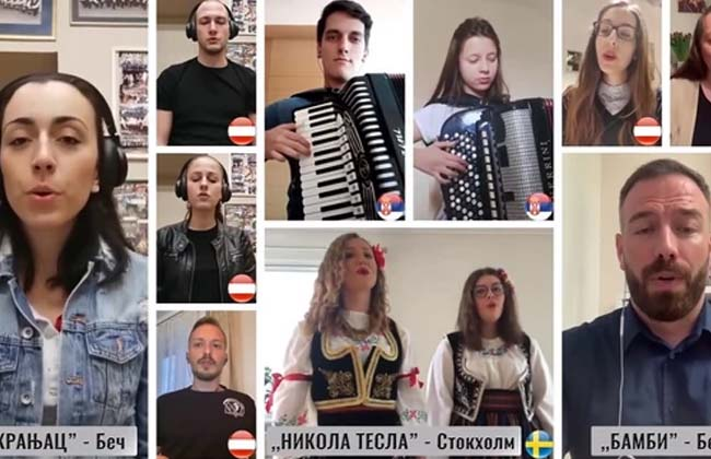Folklore_Serbien