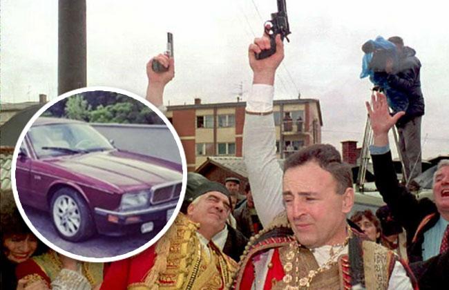 Jaguar_Serbien_Hochzeit_Arkan_Ceca