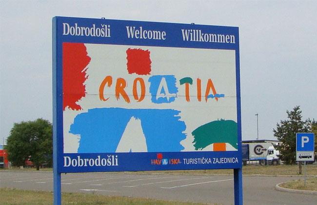 Kroatien öffnet Grenzen