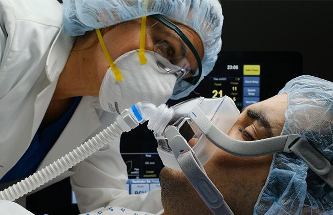 Beatmungsgerät