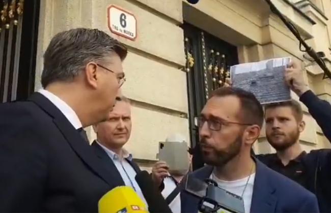 Demonstrationen_Zagreb