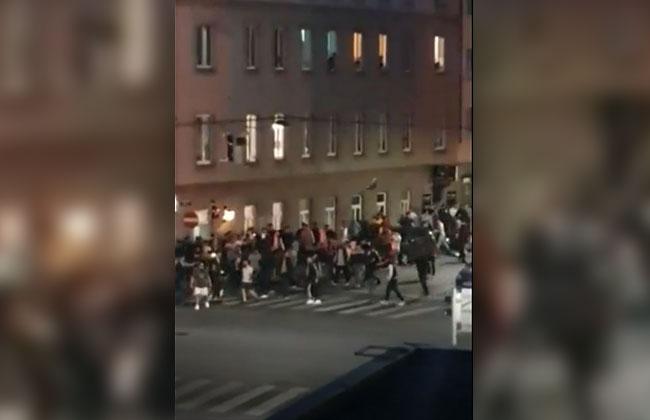 FAVORITEN_WIEN_TUERKEN_KURDEN_DEMONSTRATION_GRAUE_WOELFE_PROTEST