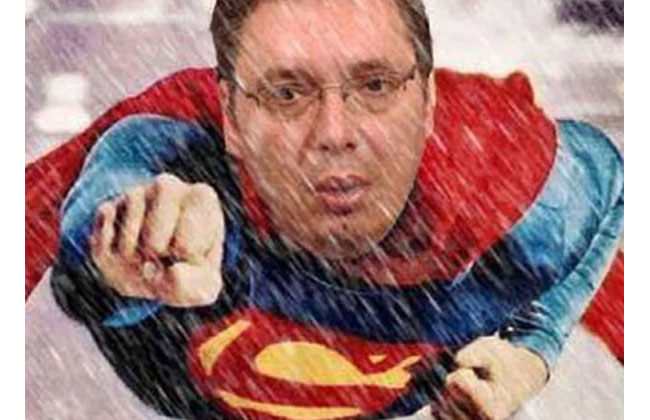Vucic_Superman