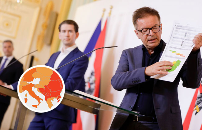 """""""Billigtests"""": Österreich akzeptiert Corona-Tests vom Balkan nicht?"""