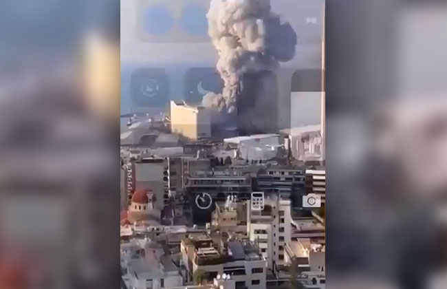 BEIRUT_VIDEO_SCREENSHOT_EXPLOSION_AUSSICHT