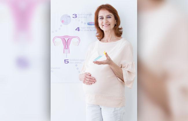 Exklusiv: Die Natur besiegt weibliche Sterilität