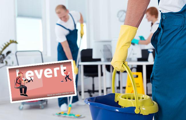 Levert – Reinigungsfirma bietet jetzt ihre Dienste in Wien und Umgebung an