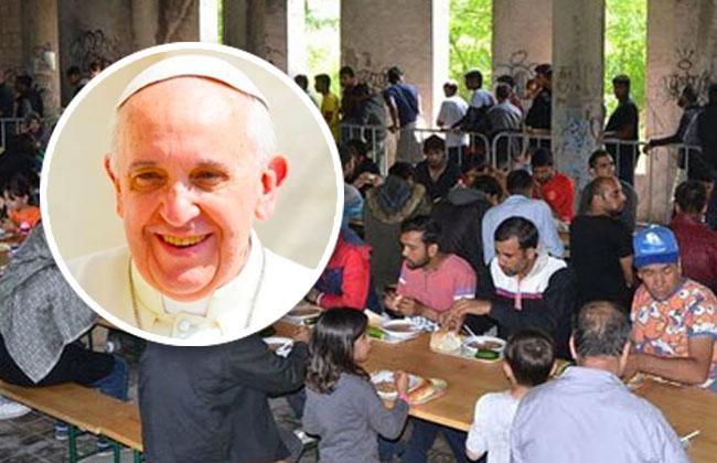 Papst_Franziskus_Bosnien_Flüchtlinge