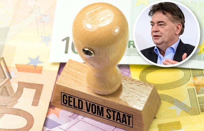 Geld Geschenkt Mindestens 250 Euro Einmal