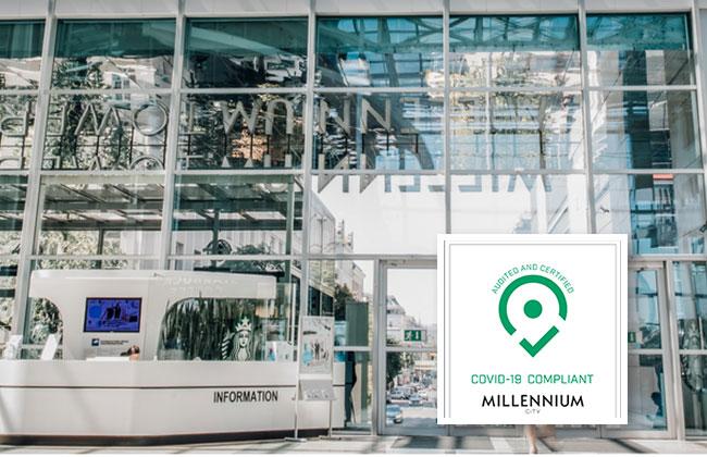 Millenium,-Shopping,-Zertifikat