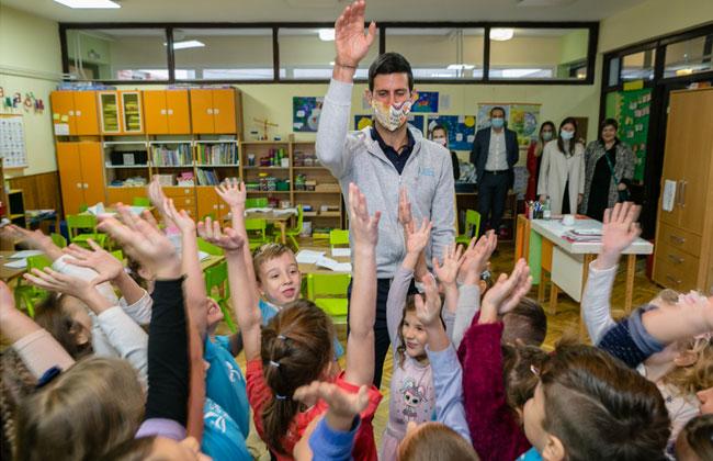 Djokovic_Kinder_Serbien