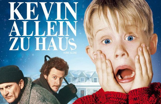 Kevin Wieder Allein Zu Haus