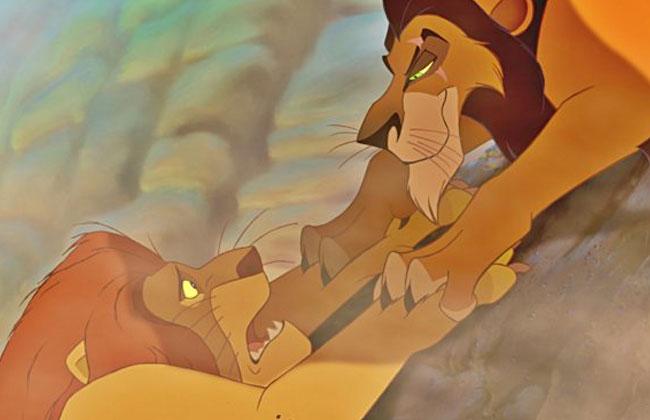 König Der Löwen Französisch